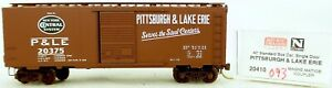 Micro-Trains-Ligne-20410-Pittsburgh-Lake-Erie-20375-40-039-Piece-Boite-1-160-Ovp