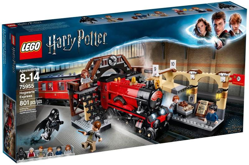 LEGO 75955 Harry Potter Hogwarts Express (Train)  NEW Factory-sealed box