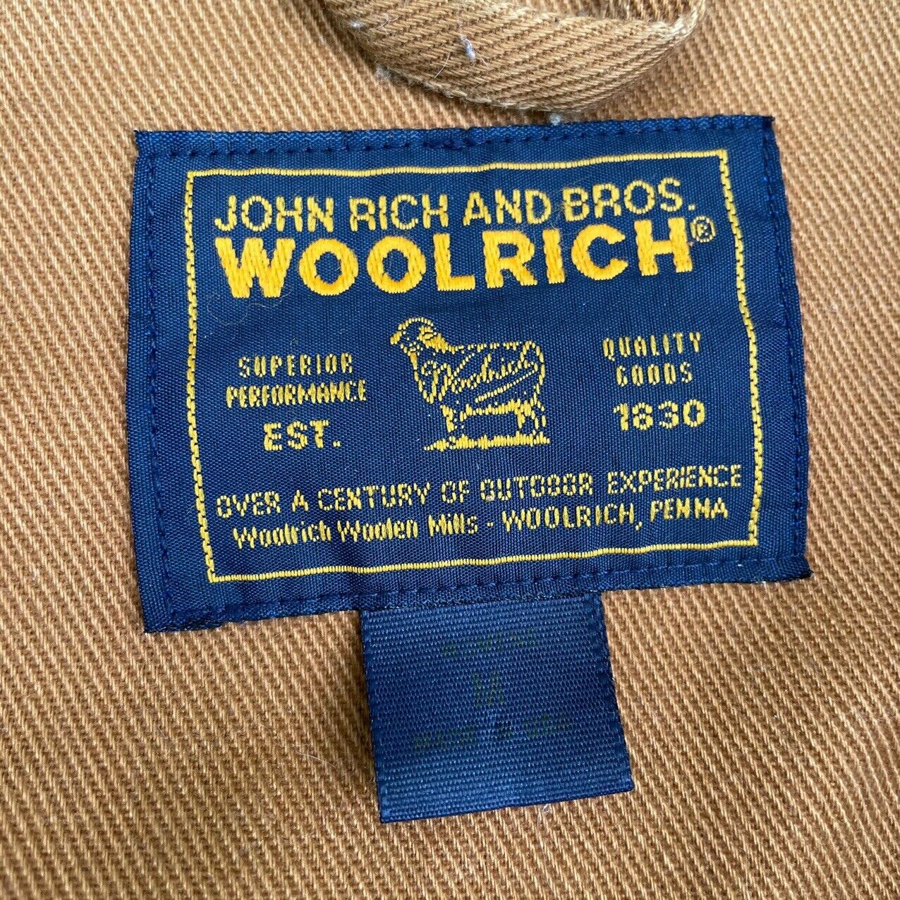 vintage woolrich john rich and bros  womens wool … - image 4