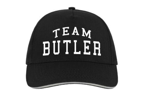 Équipe Butler Baseball Hat Cap Cadeau Prénom Nom de famille anniversaire cool