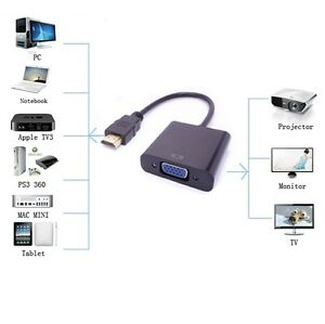 1080P-HDMI-Male-to-VGA-Female-Video-Cord-Converter-Adapter-Cable-for-PC-HDTV-TV