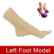 Left Silicone Feet Female Legs Display Model Mannequin Legs Withbone