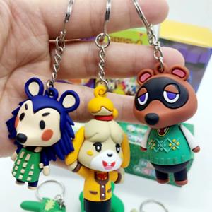 nintendo switch animal crossing key chain
