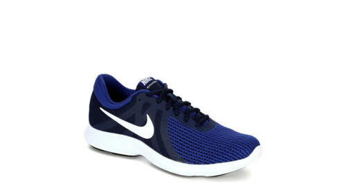 Midnight 908988 Navy de Chaussures white course 4 Revolution Nike 414 OCXqF