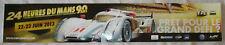 Le Mans 2013 Du Mans - FIA WEC - Official 90th Anniversary sticker Audi Toyota