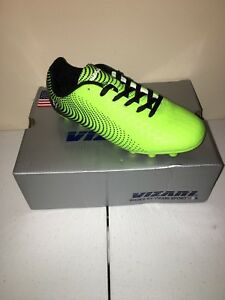 a1dd09e89 Image is loading Vizari-Boys-Stealth-FG-Soccer-Shoes-93352-1-