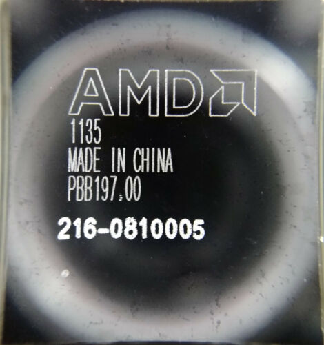 DC:2016 Totalmente Nuevo Amd 216-0810005 GPU 216 0810005 BGA con bolas de leadfree
