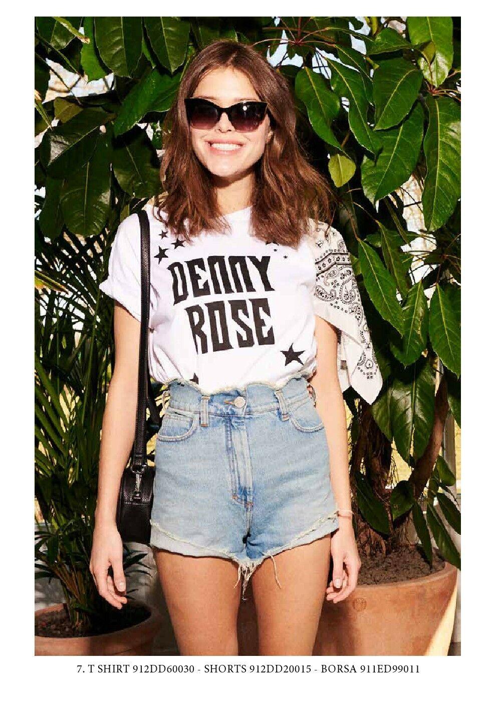 912DD60030 Denny Rosa t-shirt maglia Summer Estate 2019 pre-order