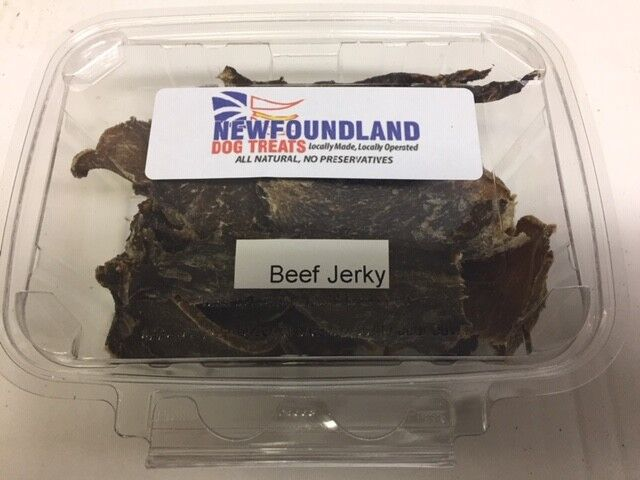 Beef Jerky (Dehydrated) 100 g each X 10 (10 tubs like the one picturot)
