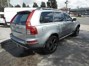 Details About Volvo Xc90 3rd Row Seats Door Trims With Belts R Design Wagon 07 03 14