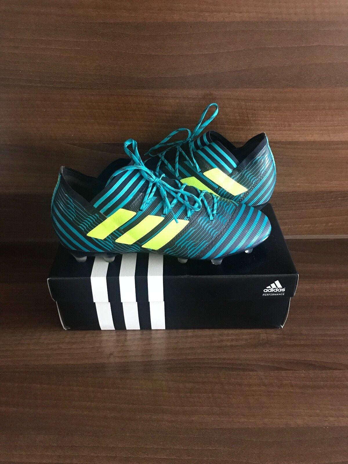 Fußballschuh Adidas Nemeziz 17.2 FG Größe 43 1 3