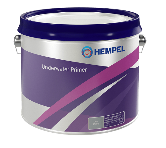Hempel Underwater Primer - Antifoul Primer 2.5 Litres