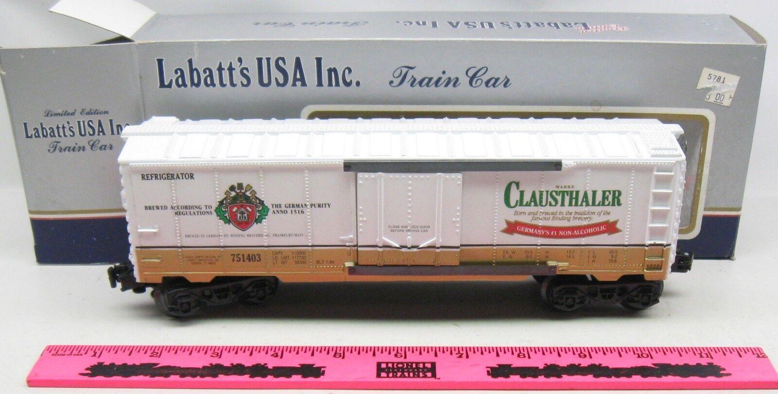 K-Line  Labatt's USA Inc. Boxcar