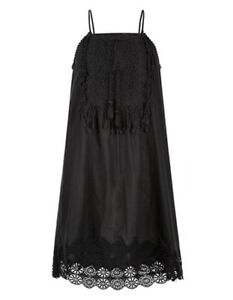 Monsoon-Ava-Lace-Dress-Black-Size-S-RRP-55-Box46-30-P