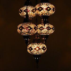 Mosaik Lampe Deckenlampe Orientalische Lampe Turkei Mosaik 5 Large