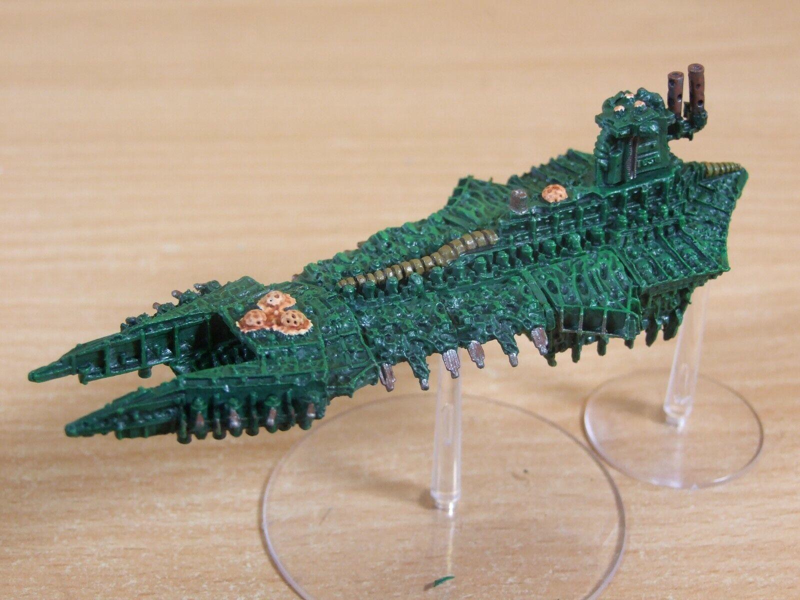 Classic Metal Battlefleet Gothic Terminus  est TYPHUS phare bien peint (4069  grandes marques vendent pas cher