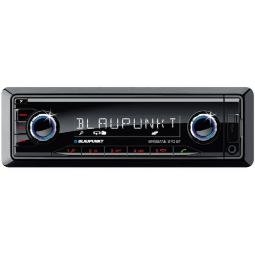 Blaupunkt Brisbane 270 BT 1din coche mp3 radio Bluetooth USB AUX-en SD id3 etiquetas