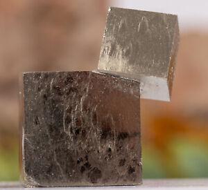 Natural-Pyrite-Cubes-specimen-crystal-1-58-oz-9096P-Navajun-SPAIN