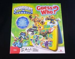 GUESS-WHO-GAME-SKYLANDERS-SWAP-FORCE-EDITION-By-HASBRO