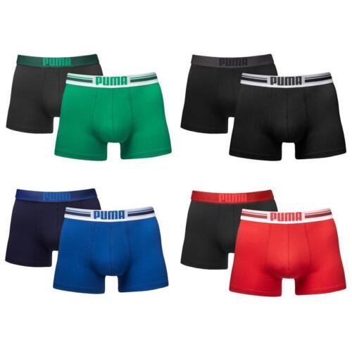 2er Pack Logo Puma Neu 4er Boxer Pants 651003001 8er Placer 6er 200 Short Noir qwzXzgC