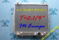 ALUMINIUM RADIATOR FIT JEEP GRAND CHEROKEE 3.1L TURBO DIESEL WJ/WG A/T 1999-2002