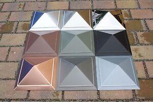 """Dachspitze """"novem"""", Pyramide, Carré, Multicolore, Matériaux Divers-afficher Le Titre D'origine Ventes Pas ChèRes 50%"""