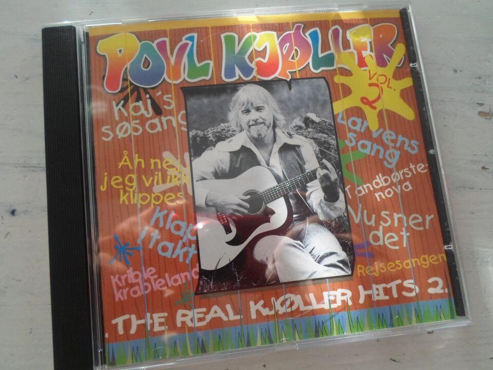 Povl Kjøller: The Real Kjøller Hits 2, børne-CD