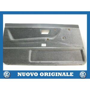 RIVESTIMENTO-PORTA-SINISTRA-DOOR-PANEL-TRIM-LEFT-ORIGINALE-VW-GOLF-JETTA-87-1989
