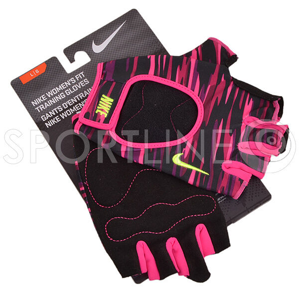 NIKE Handschuhe Laufhandschuhe Fahrradhandschuhe Fitness Frauen Sport VIVID