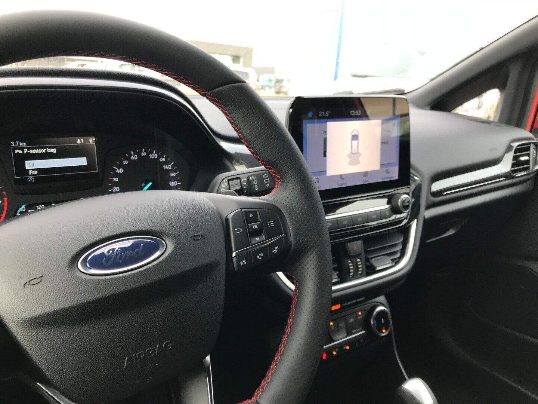 Ford Fiesta 1,0 EcoBoost ST-Line DCT - billede 10