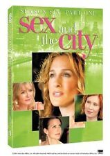 Brand New DVD Sex and the City:The Complete Sixth Season Part One Kim Cattrall
