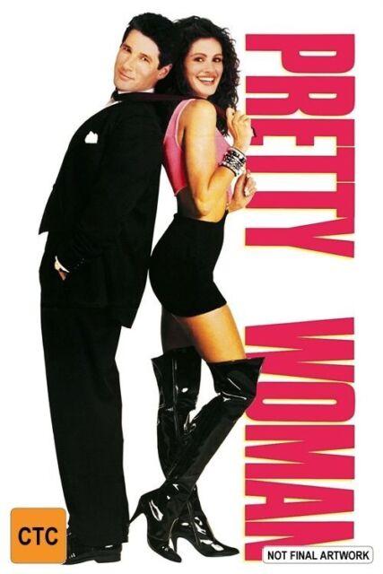 Pretty Woman Director's Cut (DVD, 2001) Richard Gere, Julia Roberts