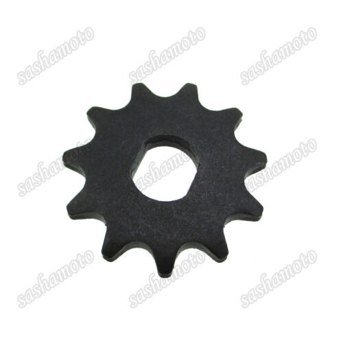 Electric Scooter T8F Chain 11 Tooth Sprocket Motor Engine Pinion Gear For MY1020