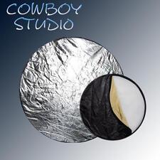 "Cowboystudio 24"" 60CM 5 in 1 Round Portable Collapsible Multi Disc Light Panel"