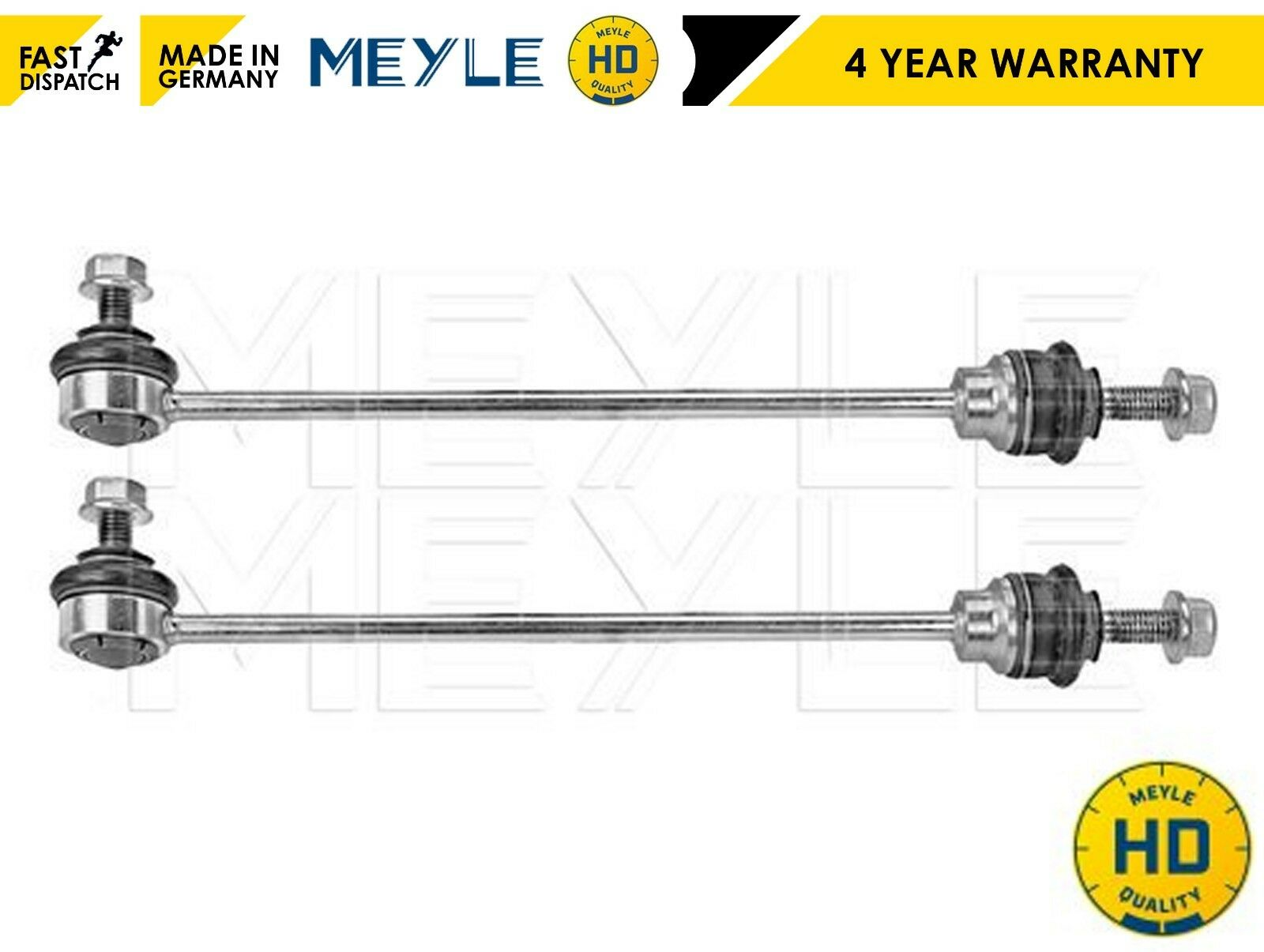 FOR CITREON SAXO 96-03 X VTR VTS D MEYLE HD FRONT ANTIROLL BAR STABILISER LINKS