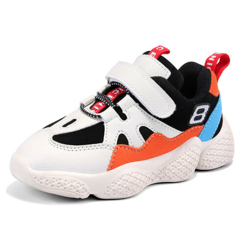 Boys Walking Shoes Outdoor Fashion Child Kids Sneakers Breathable Casual Shoes