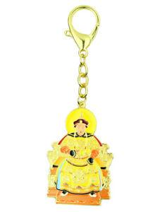 Feng-Shui Jade Emperor Heaven Porte-Clé Talisman hNBKqwFF-09121105-309950651