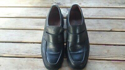 Asda Mens Slip On Leather Shoes UK9