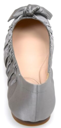 Satén Prada Art Bailarina Zapato Plano Humo 1f281c Para Mujer xPSp1qP