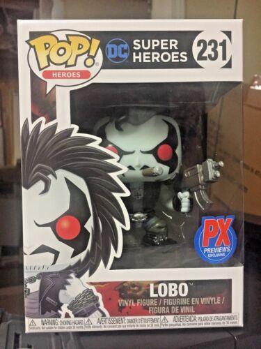 Pop Heroes Lobo PX #231