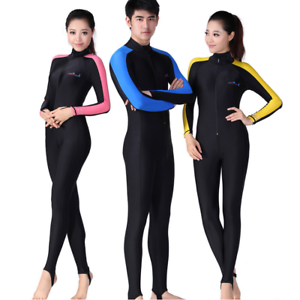 Unisex-Thermal-Wetsuits-Full-Suit-Diving-Swim-Surfing-Scuba-Jumpsuit-Swimwear