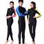 Unisex-Thermal-Wetsuits-Full-Suit-Diving-Swim-Surfing-Scuba-Jumpsuit-Swimwear thumbnail 1