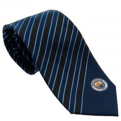 Official Licensed Manchester City F.C Neck Tie ST