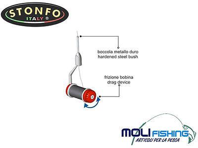 Aggressivo Stonfo Art.528 Imbobinatore Elite Preparazione Mosche Nodi Pesca Mosca Spinning Materiali Superiori