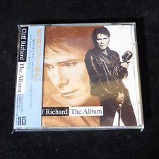NEW Sealed Japan IMPORT Cliff Richard The Album (CD)