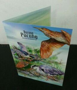 SJ-Malaysia-Herons-amp-Bitterns-2015-Migratory-Birds-Animal-Wildlife-folder