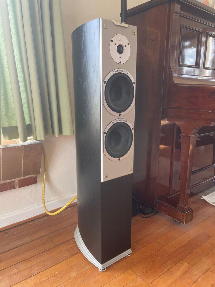 Højttaler, Audiovector, S3 Super