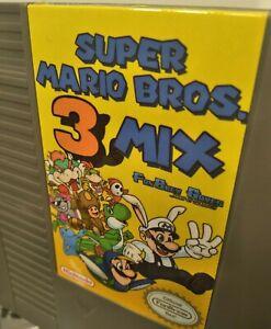 Super Mario Bros 3 Mix for Nintendo Entertainment System NES Cartridge USA SHIP