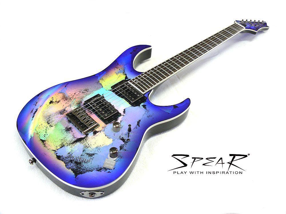 E-Gitarre SPEAR® Gladius HG Hologram