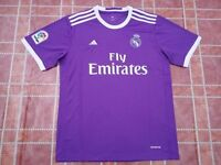 Real Madrid Away Cristiano Ronaldo Soccer Jersey Football Shirt